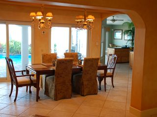 St Pete Beach house photo - Dining Room