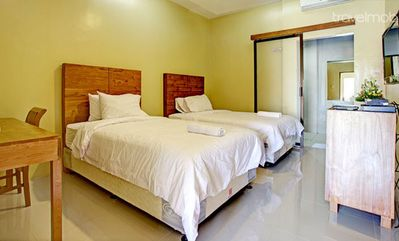 New Apartment 5 Mins from Legian St