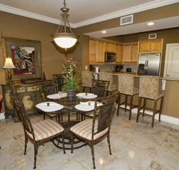 Fort Walton Beach condo photo - Dining Area