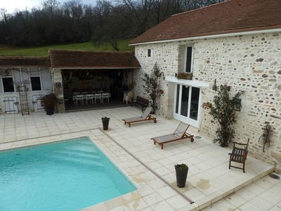 CHARMING HOUSE WITH POOL AT THE FOOT OF PYRENEES