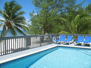 Grand Cayman villa photo - You, Family, Friends, Pool, Sun, Sand & Caribbean Sea