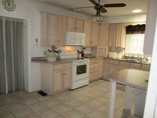 Rehoboth Beach house photo - Gourmet Eat In Kitchen Spacious!