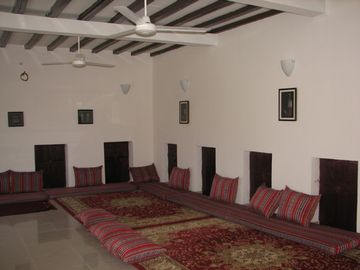 Arabic Sitting Room