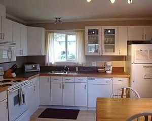 Parksville house photo - Kitchen