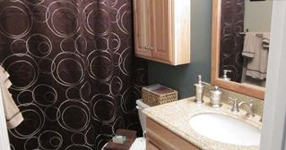 Salt Lake City condo photo - Newly remodeled bathroom. Set of four towels provided.