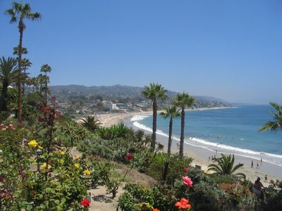 Dana Point condo rental - Miles and Miles of beaches