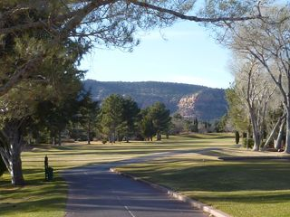 Sedona house photo - Fairways (some with awesome Red Rock views)