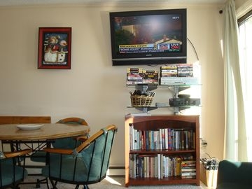 Fully equipped entertainment center