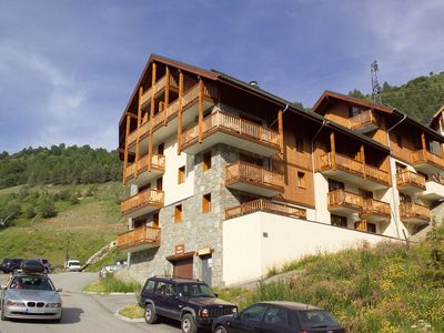 Holiday apartment, 50 square meters , Valloire
