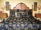 Incredible King Bed.. Very Upscale Bedding! - Emerald Beach Resort condo vacation rental photo