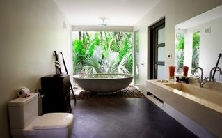 Nai Harn beach villa photo - Master Bathroom