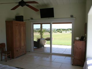 Maldonado farmhouse photo - View from Master Bedroom, large flat screen TV with BOSS soround system.