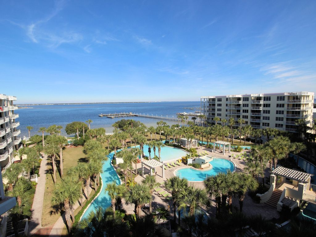 Fort Walton Beach Florida Condominium, VRBO Home