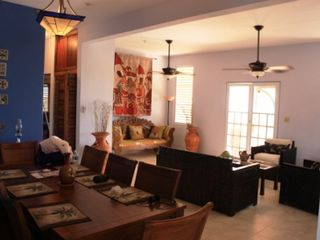 Guayama house photo - View of the living an dinner areas