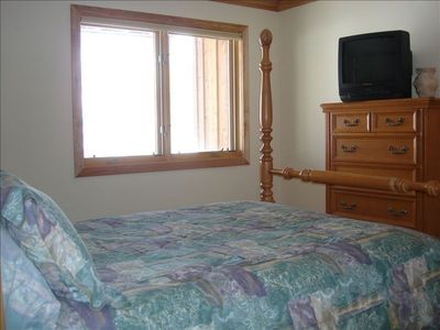 Crested Butte townhome rental - 2nd Bedroom - Queen