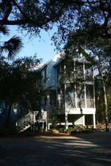 Steinhatchee house photo - Morning Sunlight