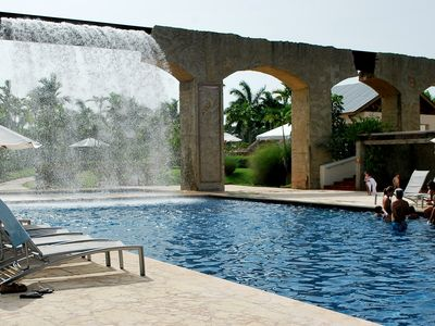 Watermill Pool at Dorado Beach & Golf Resort