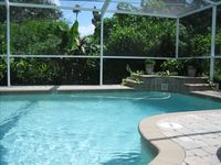 Relax by Pool Waterfall - special rates for December!
