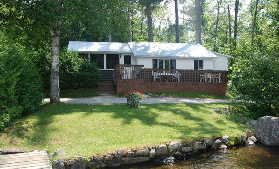 Camp S Bay Cottages 7 North Frontenac Homeaway