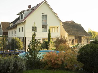 New Modern House, region Kaiserstuhl-Tuniberg triangle