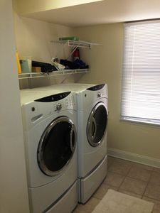 Avalon house rental - Laundry Room First Floor