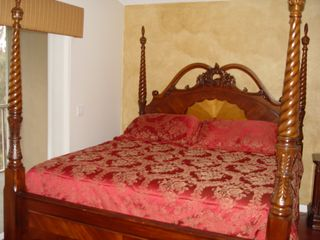 Sun Lake condo photo - Master Bedroom with King Bed
