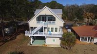 Dolphin Watch 1 is a Fishman's and Nature Lover's Gulf Front Paradise This rental unit is premium deluxe.  The beauty , design and comfort will make a relaxing vacation stay for you to enjoy.  Beautiful sunrises and sunsets from the open deck.