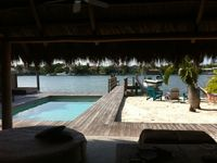 Waterfront House - Heated Pool - Walking Distance To The Beach - discount may