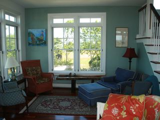 Living room - Block Island house vacation rental photo