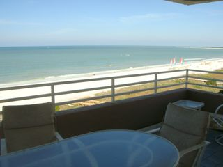 Somerset condo photo - Beachfront View