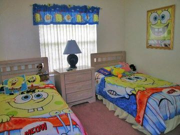 Sponge Bob Twin, a child's delight!!
