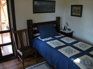 Estes Park house photo - Twin bed