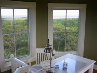 Chappaquiddick estate photo - View From Cupola Tower Room