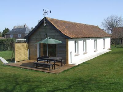 lodging, classified, any comfort, near Somme, sea and forest - Le Cottage