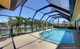 Vacation Homes in Marco Island house photo - Private, yet with a View ...