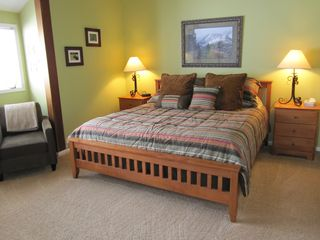 Cottonwood Heights condo photo - Tranquil master bedroom