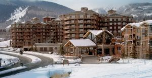 The Canyons condo rental - The Westgate Lodge in Park City Ski-In/Ski-Out