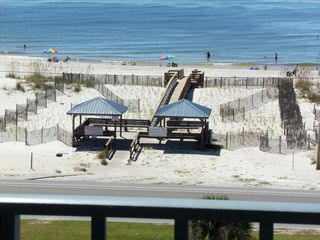 Gulf Shores condo photo - View from Private Balcony of Beach