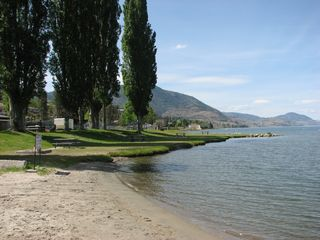 Penticton cottage photo - Kaleden beach Skaha Lake