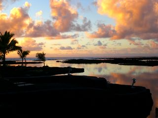 Kapoho house photo - Sunrise from Jewel by the Sea – Mika Lani – Another Day in Paradise