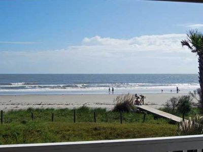 Beachfront/Oceanfront - Awesome view!