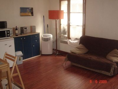 9th Arrondissement Opera apartment rental - Air Conditionning with a complimentary bottle of wine