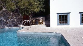 Hydra Island villa photo - Pool is very deep and refreshing