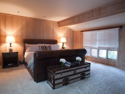 Master King Suite/Main House