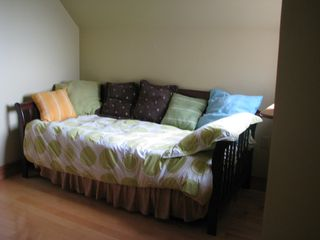Panmure cottage photo - additional day bed/open area second floor