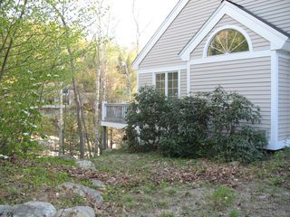 peaceful setting - Lincoln house vacation rental photo