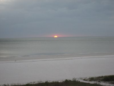Sunset in Marco Island