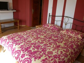 Motovun apartment photo - Double room at the apartment of Villa Borgo with SAT TV
