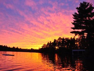 Edwards house photo - Spectacular Sunsets (from the dock)