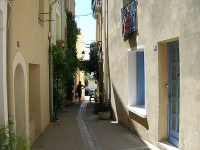 House cozy fisherman friendly, Bouzigues, Herault, any co